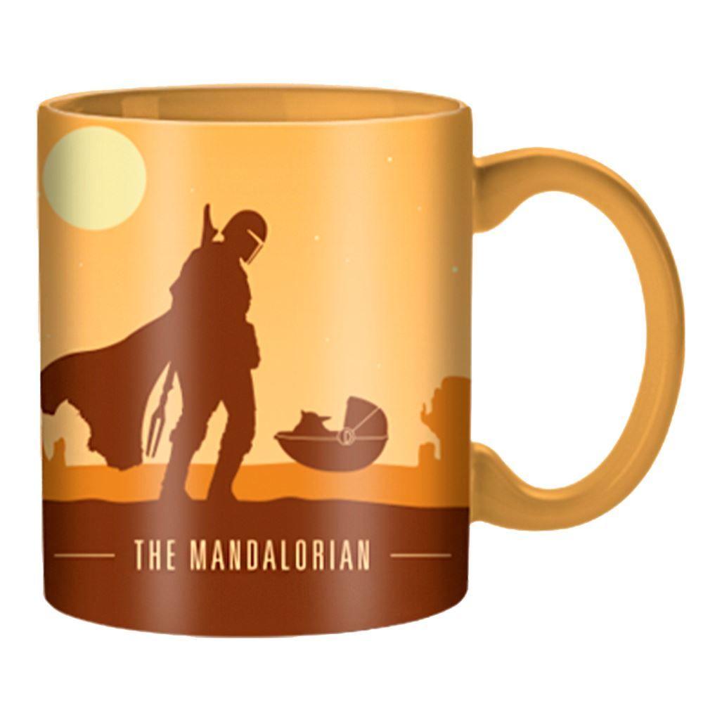 Star Wars: The Mandalorian - Desert Sunset Mug