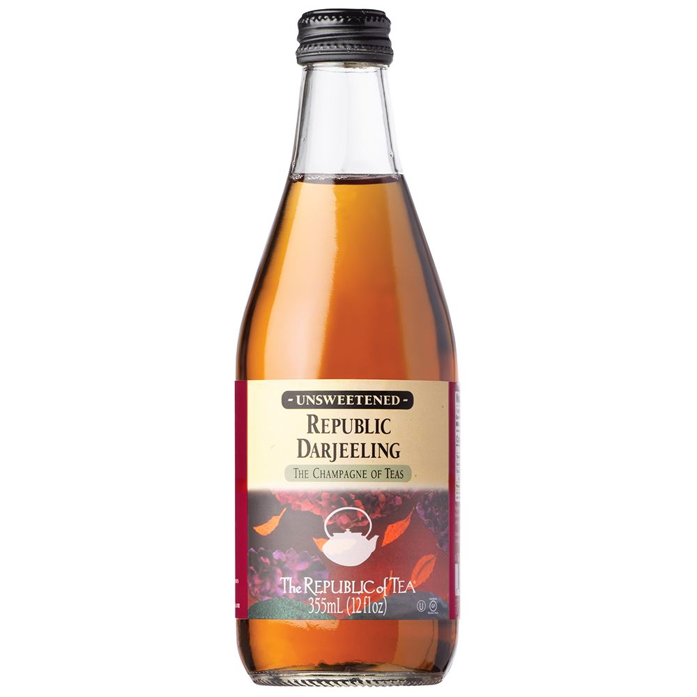 Republic Darjeeling Iced Tea - 12 oz