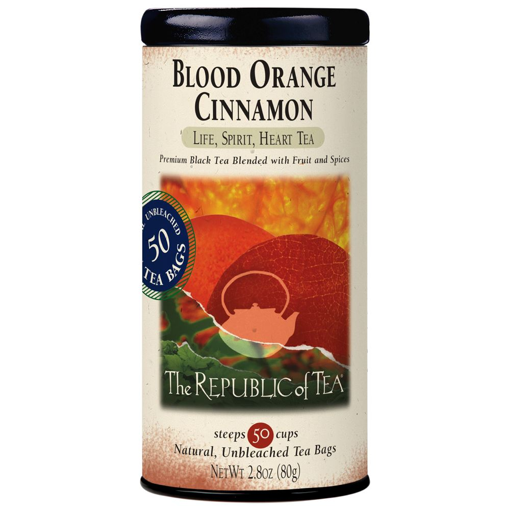 Blood Orange Cinnamon
