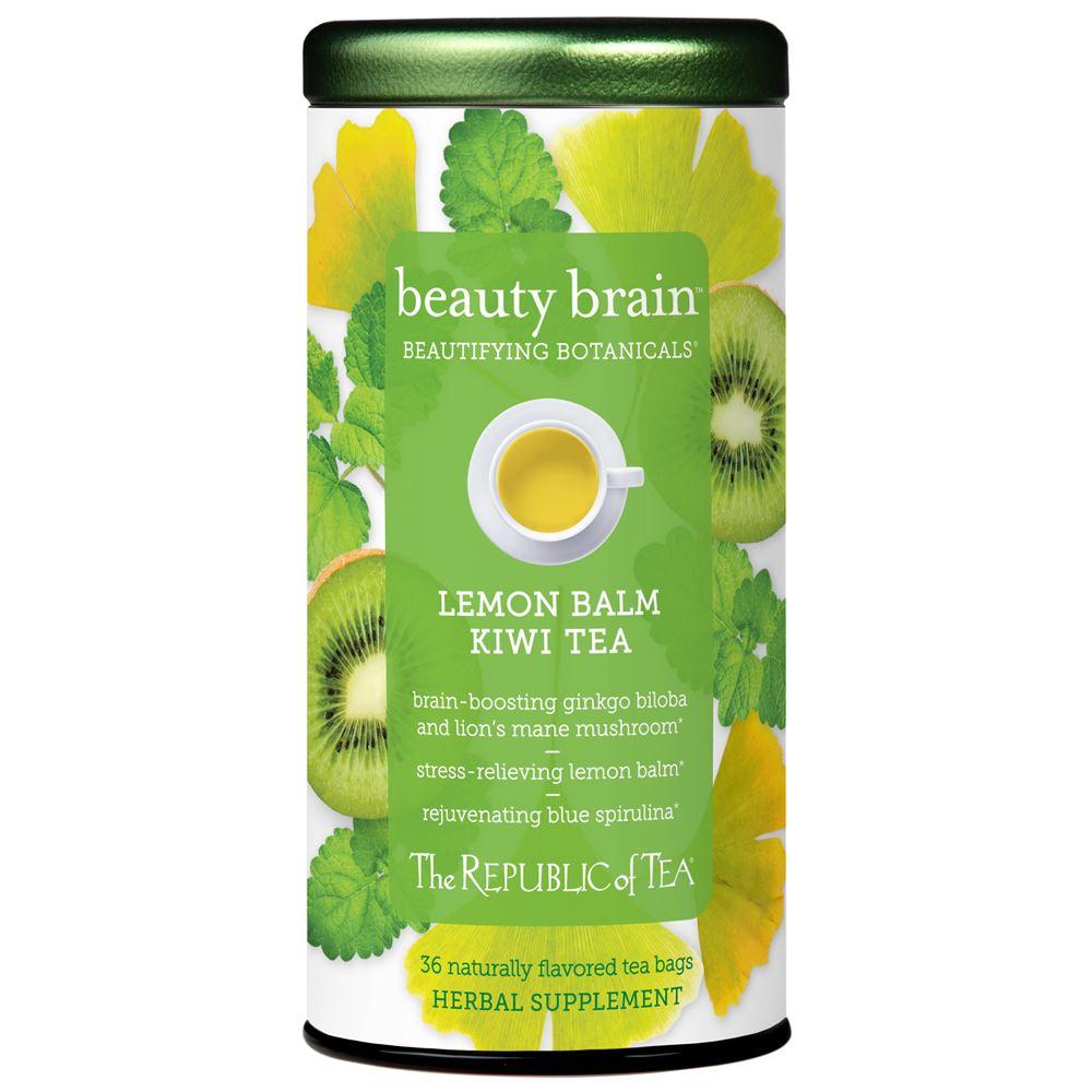 Beautifying Botanicals®  Beauty Brain® Herbal Tea