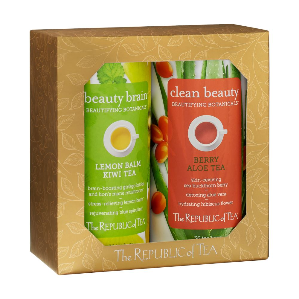 Beauty Brain™ and Clean Beauty® Gift Set