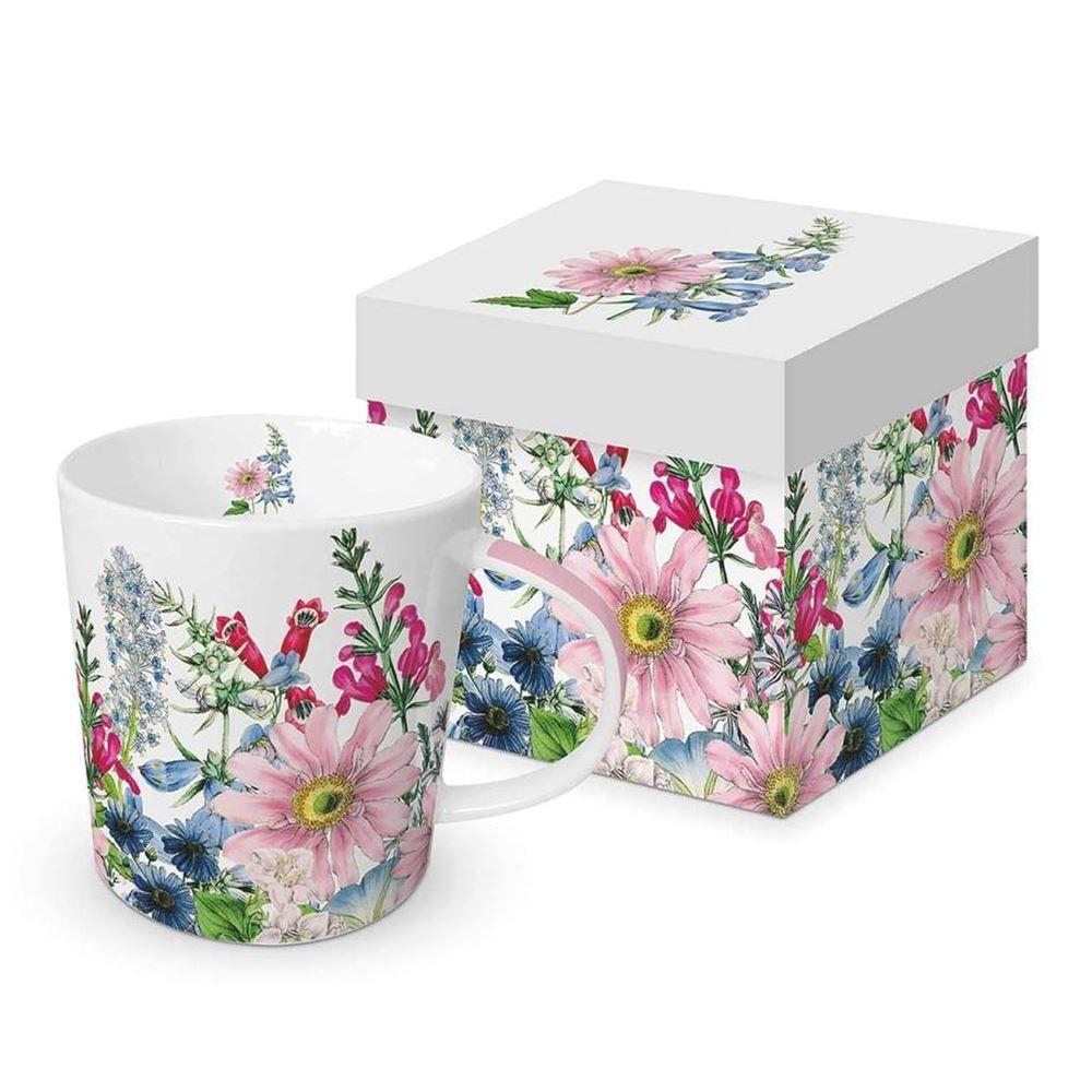 Floriculture Boxed Mug