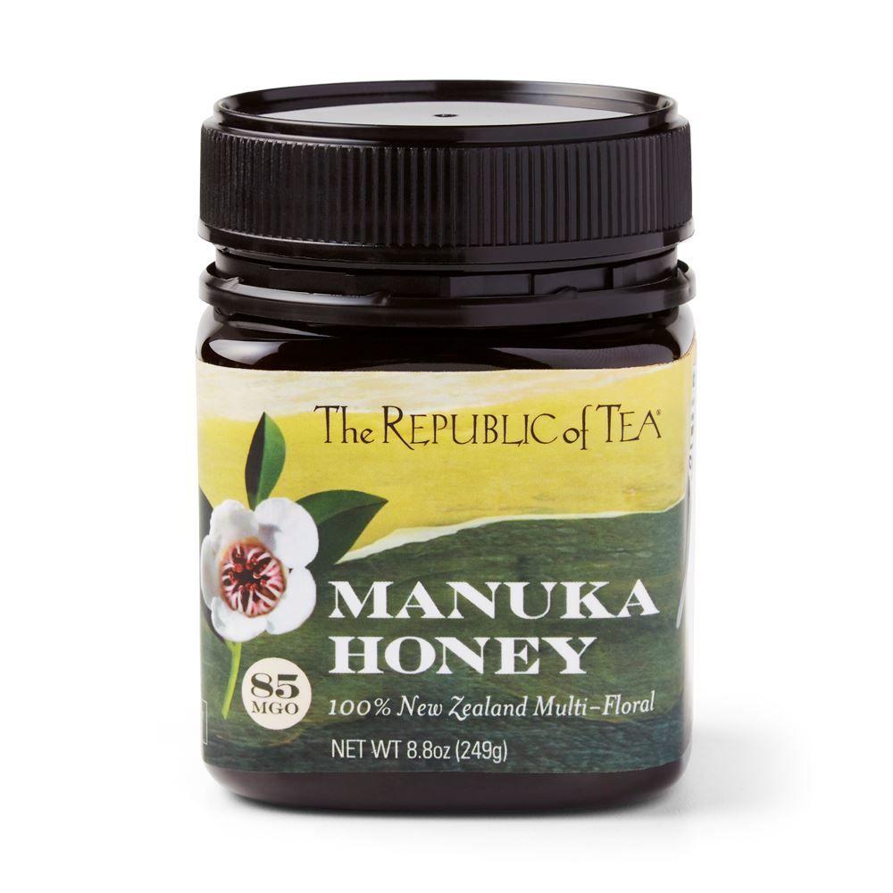 100% New Zealand Manuka Honey