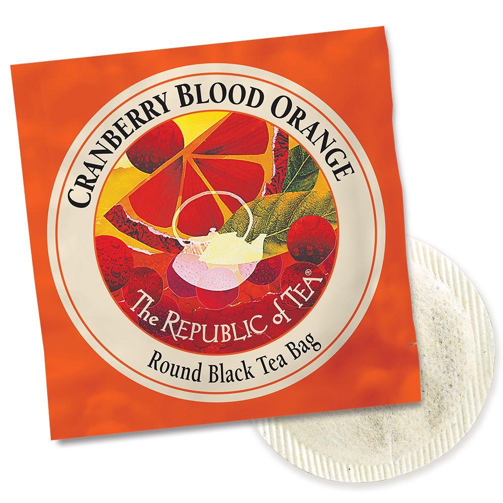 Cranberry Blood Orange Single Overwrap