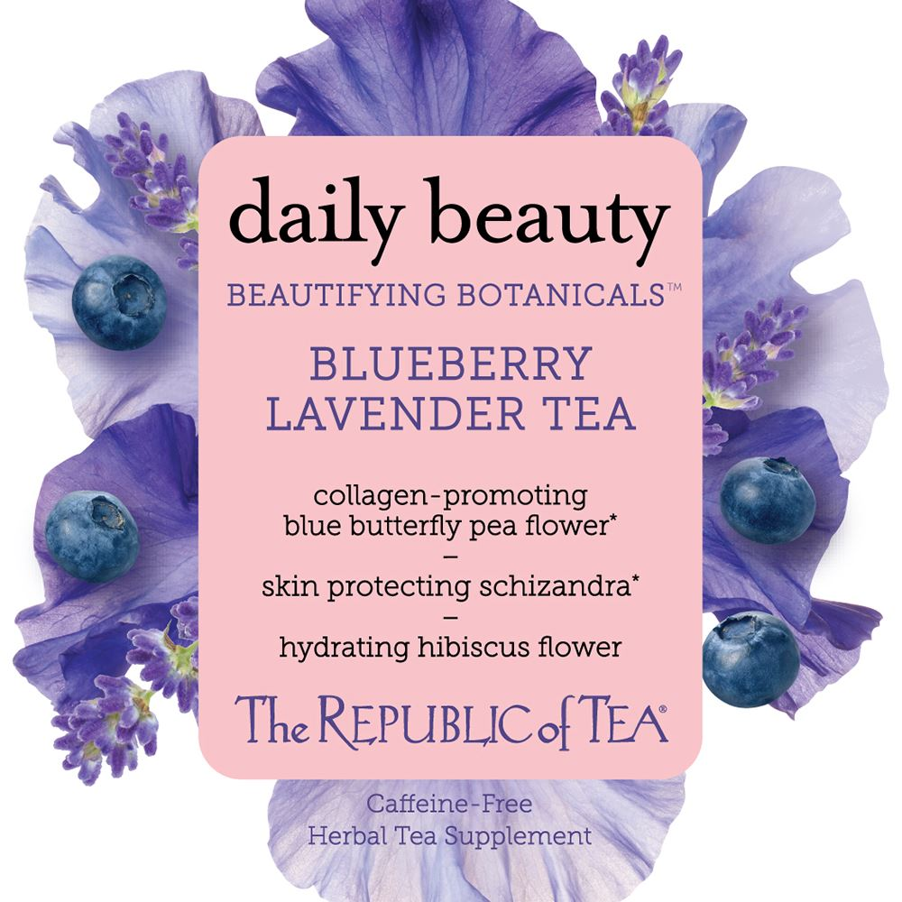 Daily Beauty Herbal Tea