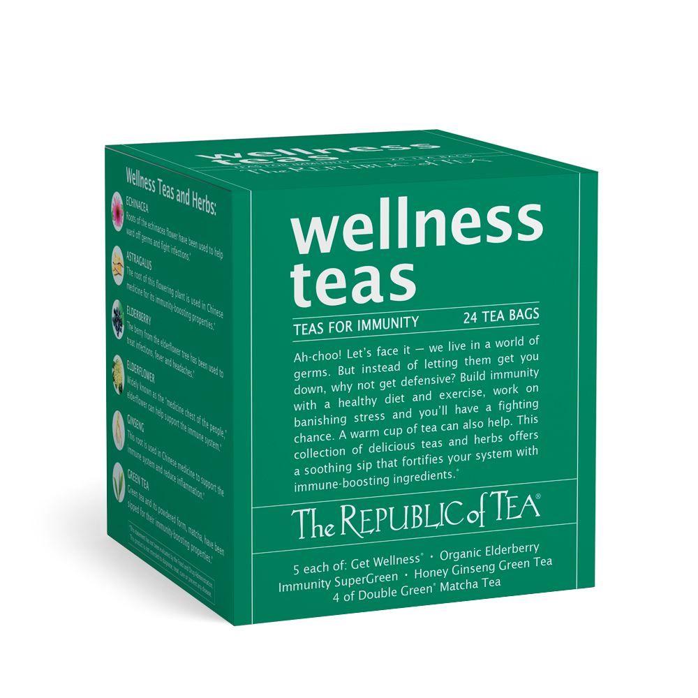 Wellness Teas Assortment