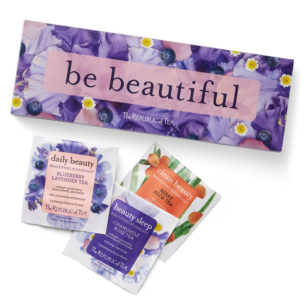 Be Beautiful Sampler Trio Gift Set