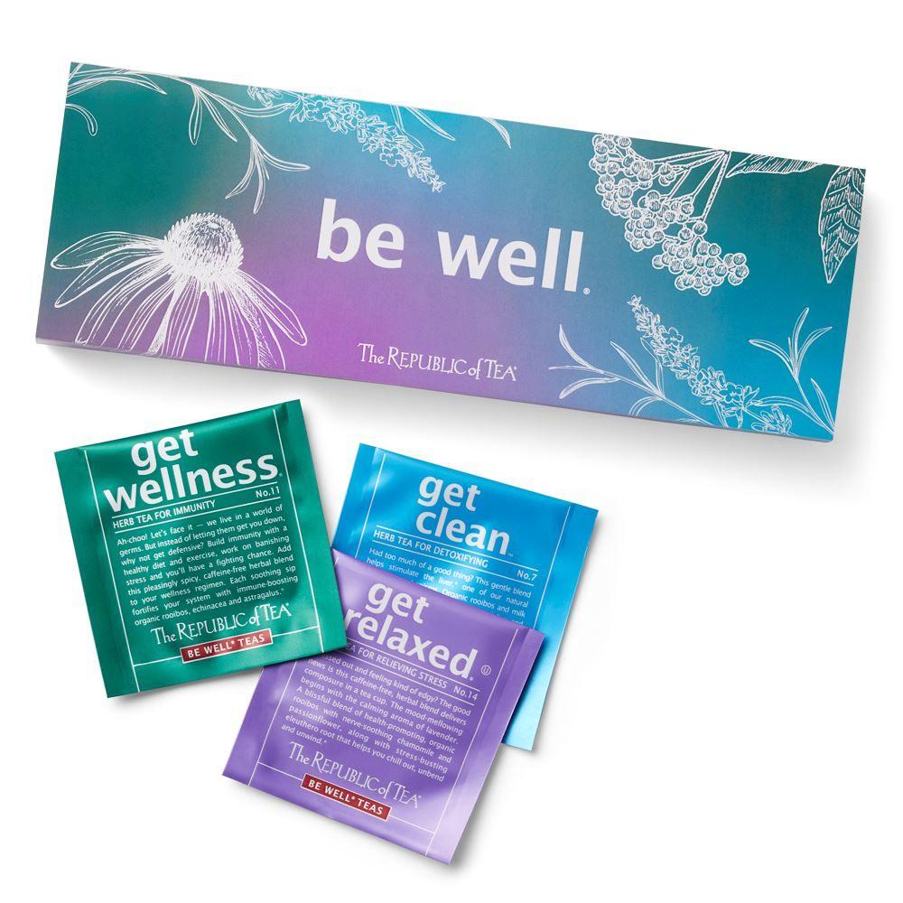 Be Well Sampler Trio Gift Set