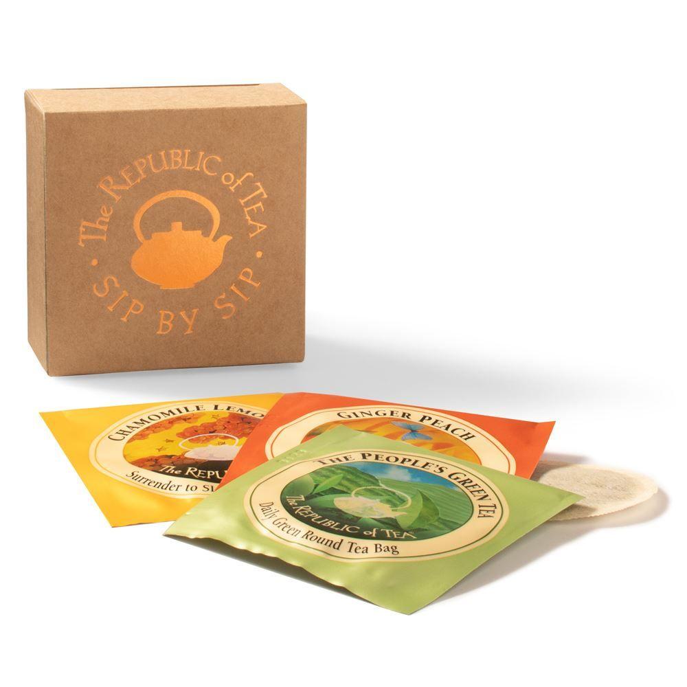 12 Count Custom Tea Bag Gift