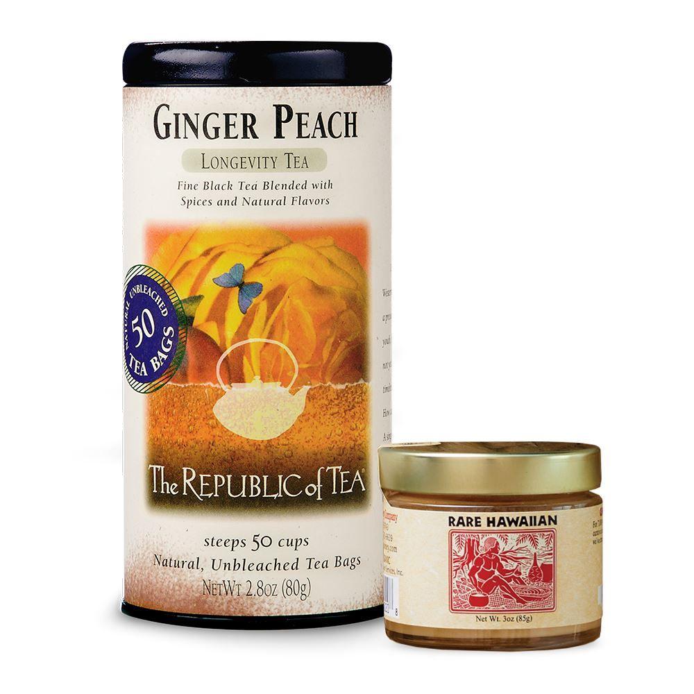 Ginger Honey Custom Gift Set