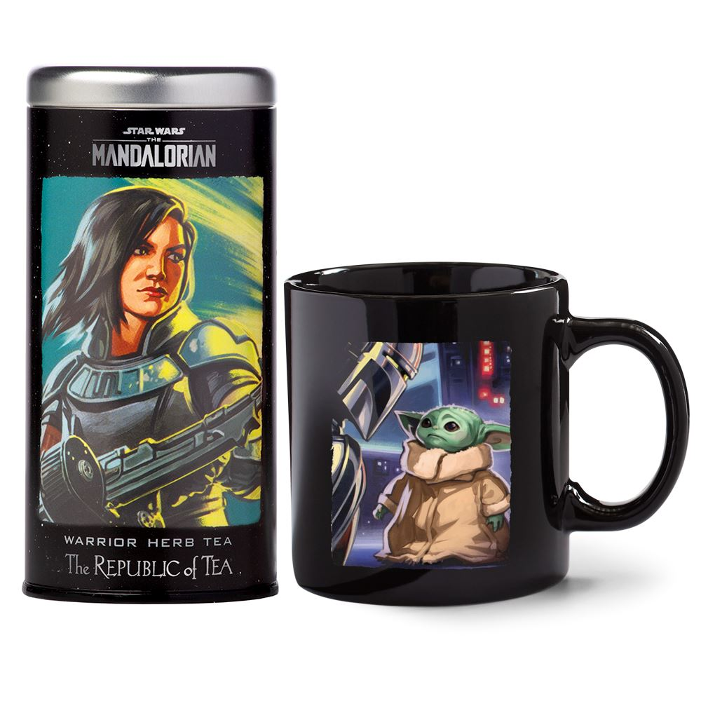 Star Wars: The Mandalorian - The Child Mug and Tea