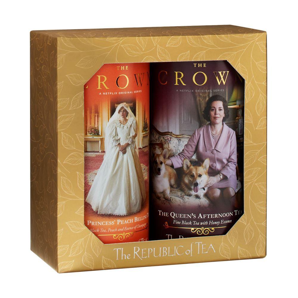 The Crown: Two Tin Royal Gift Set