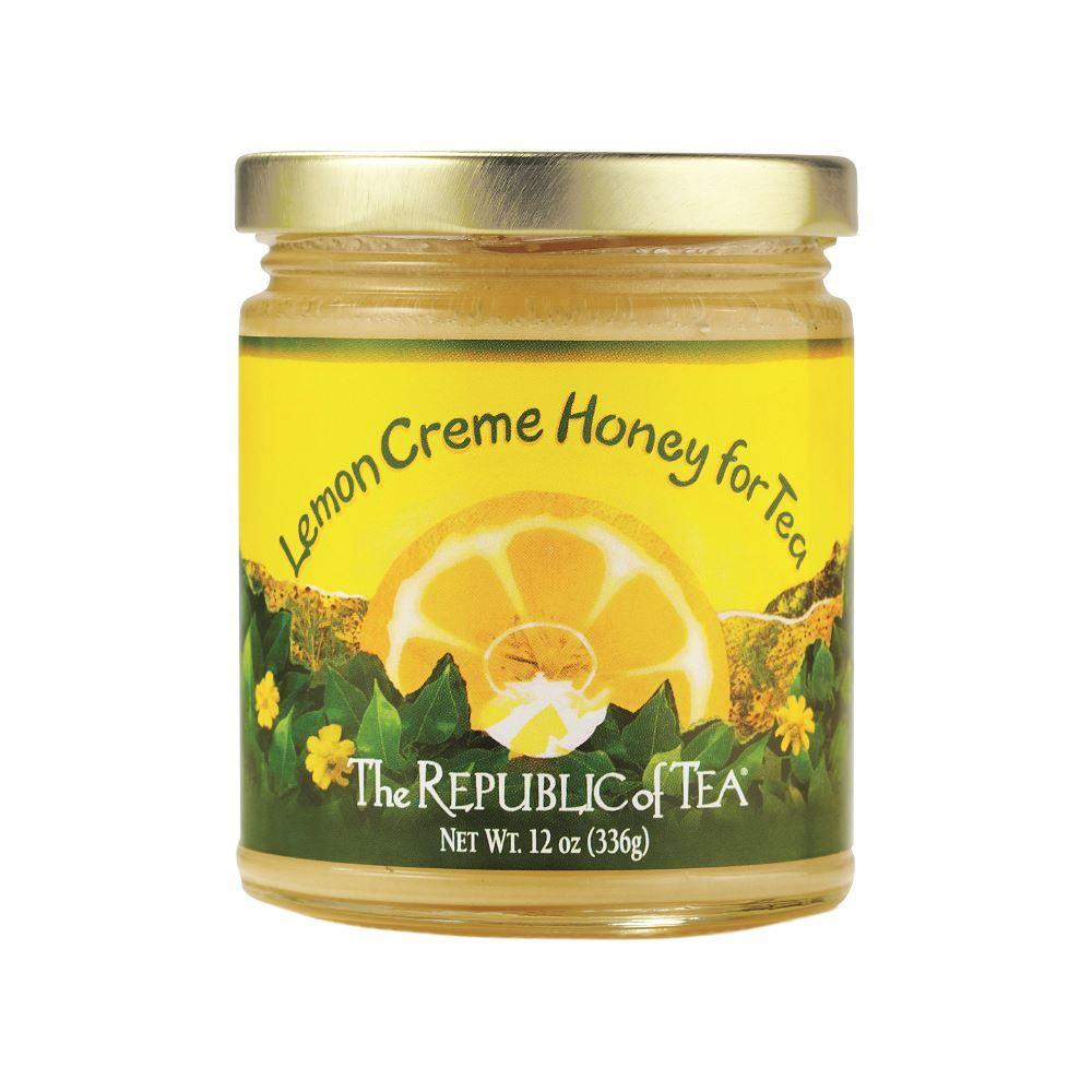Lemon Creme Honey for Tea