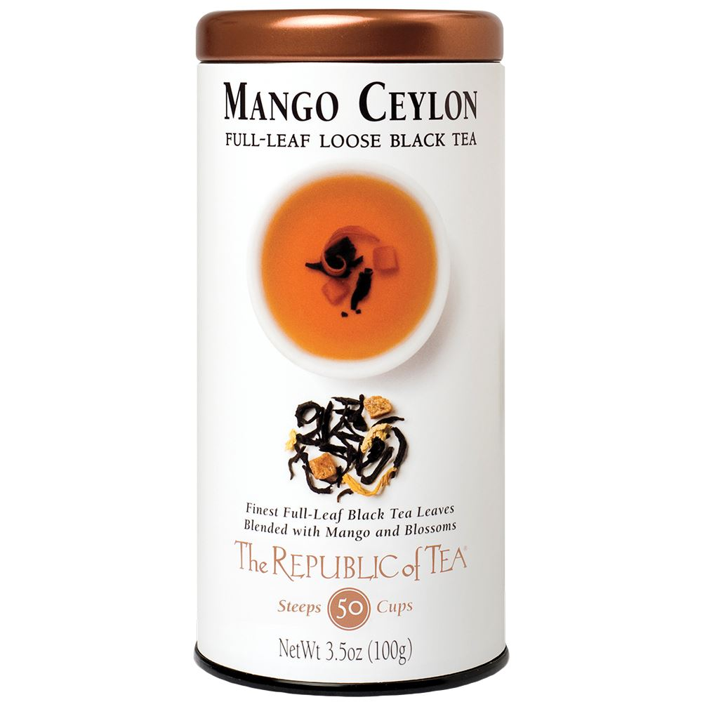 Mango Ceylon Black Full-Leaf