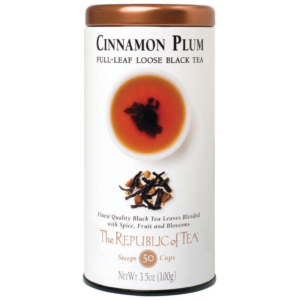 Cinnamon Plum Black Full-Leaf