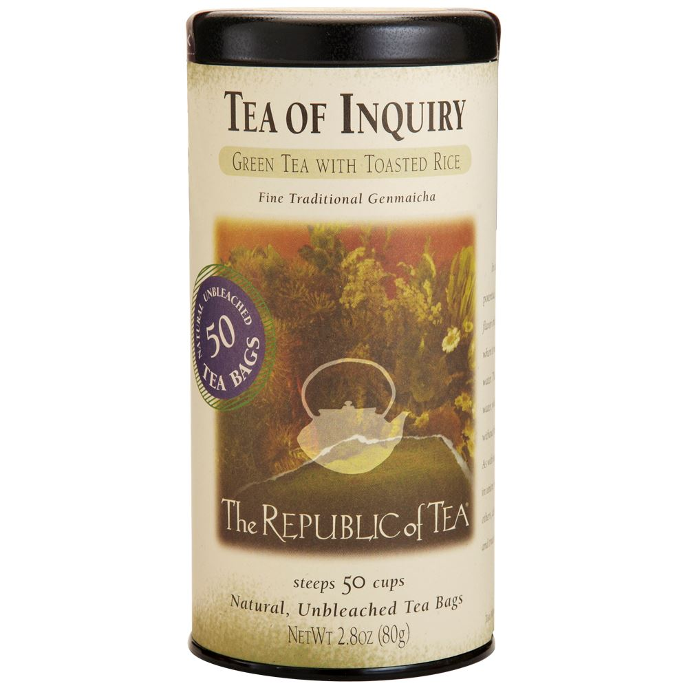 Tea of Inquiry Tea Bags