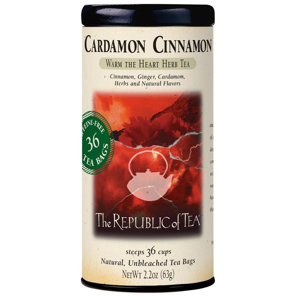 Cardamon Cinnamon Herbal Tea Bags