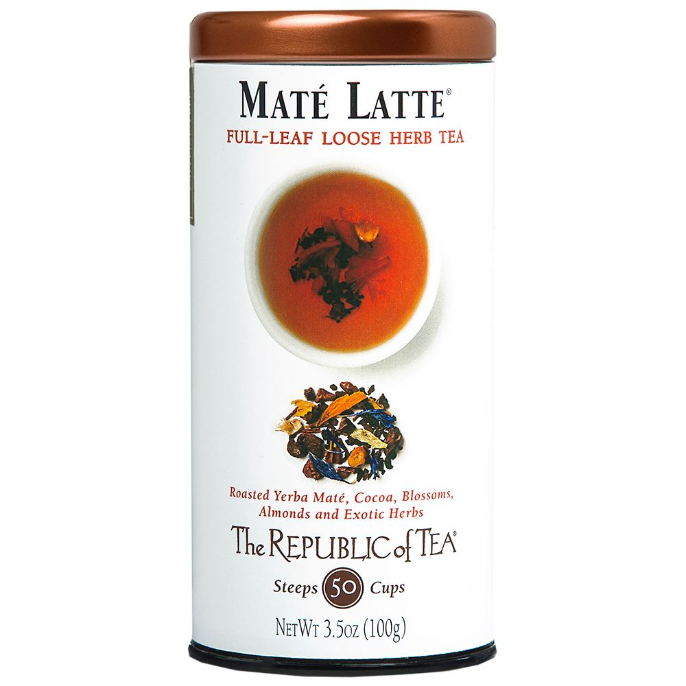 Maté Latte® Full-Leaf Tea