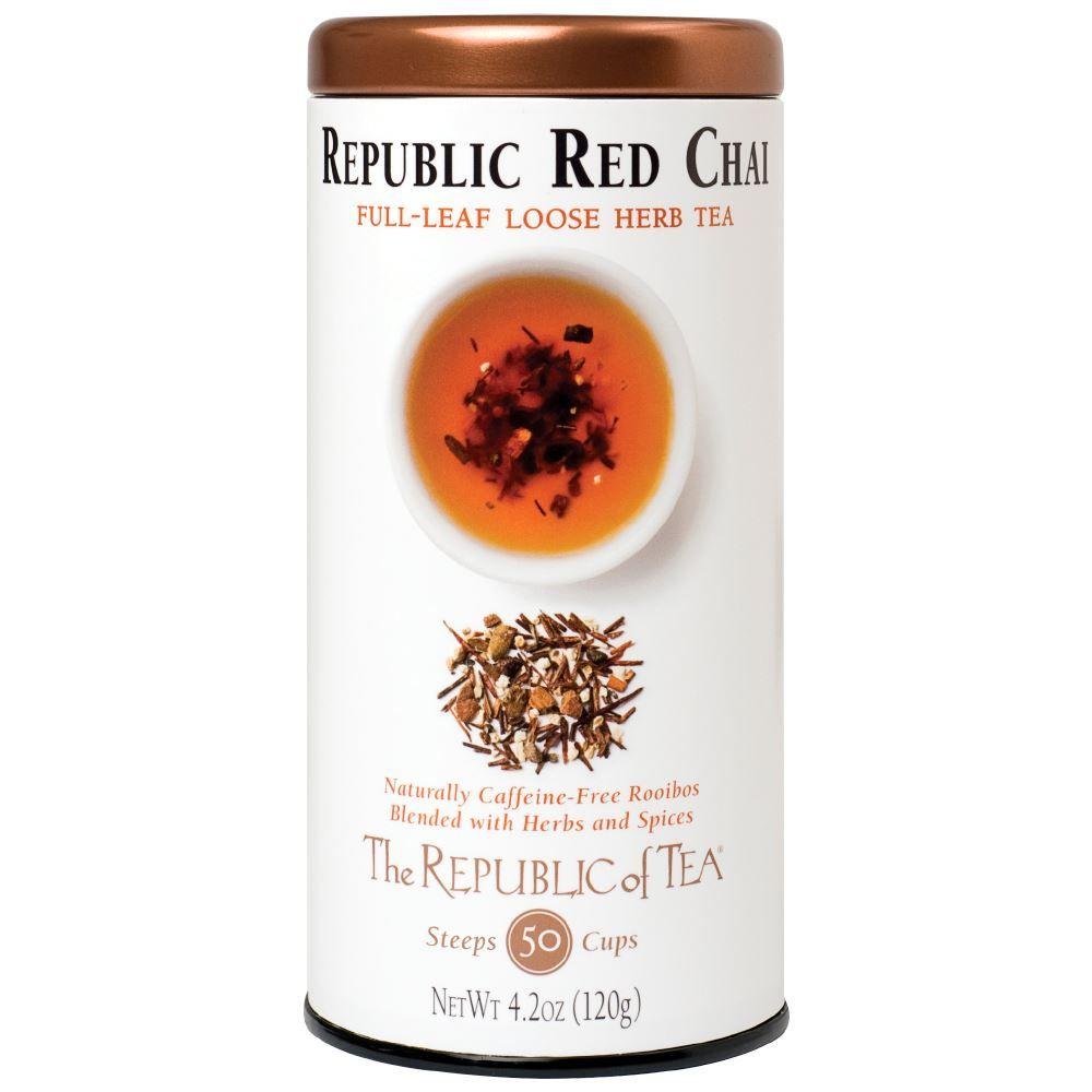 Republic Chai® Red Full-Leaf