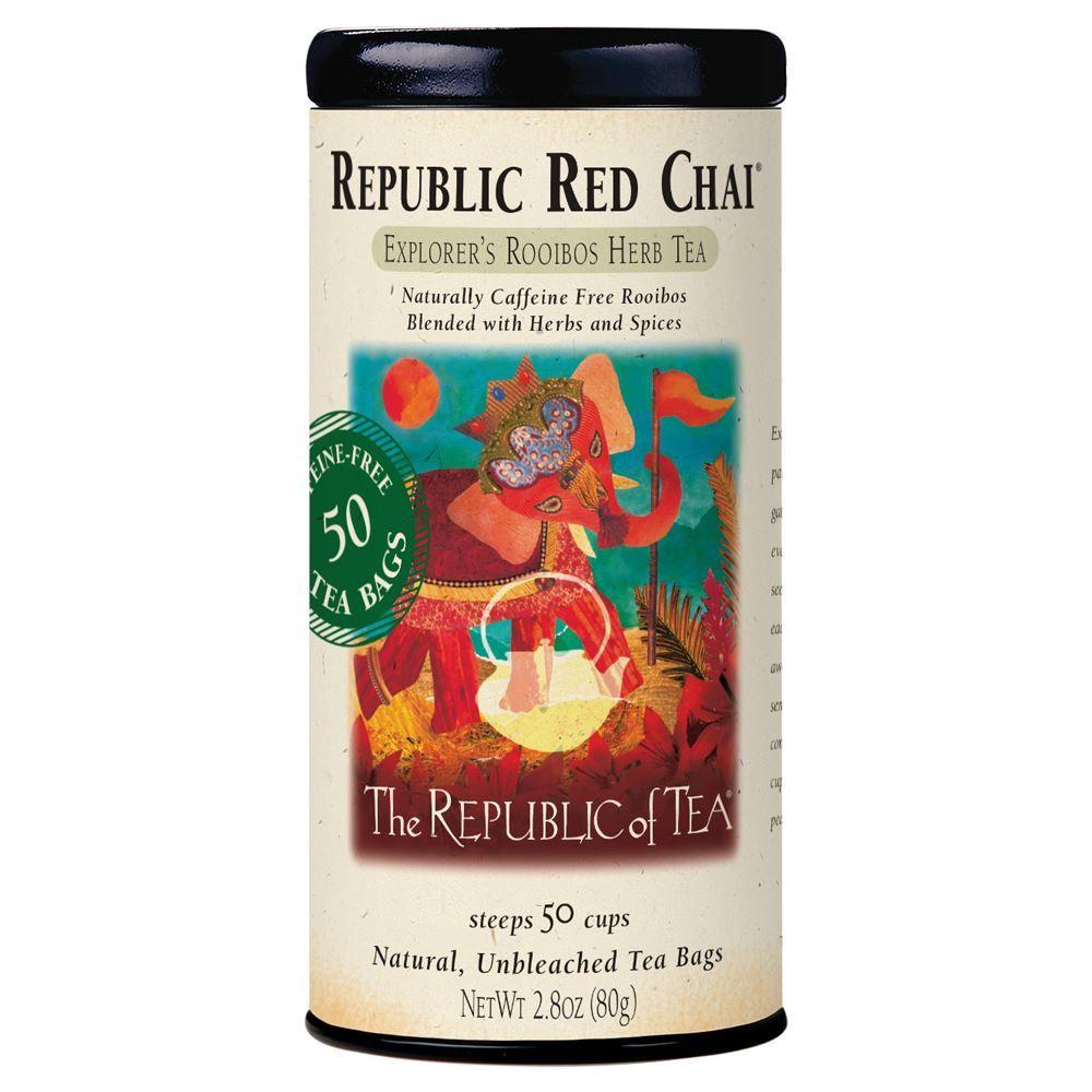 Republic Chai® Red Tea Bag