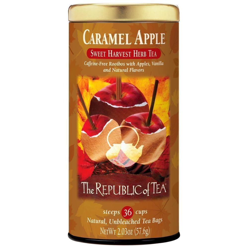 Caramel Apple Red Tea Bags