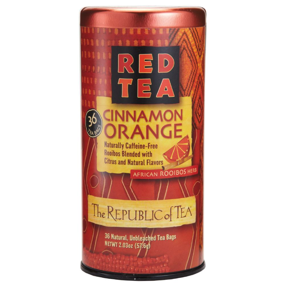 Cinnamon Orange Red Tea Bags
