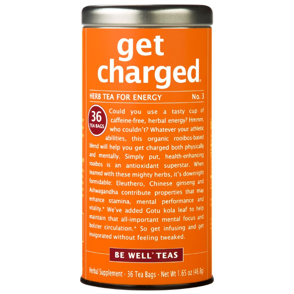 get charged® - No. 3