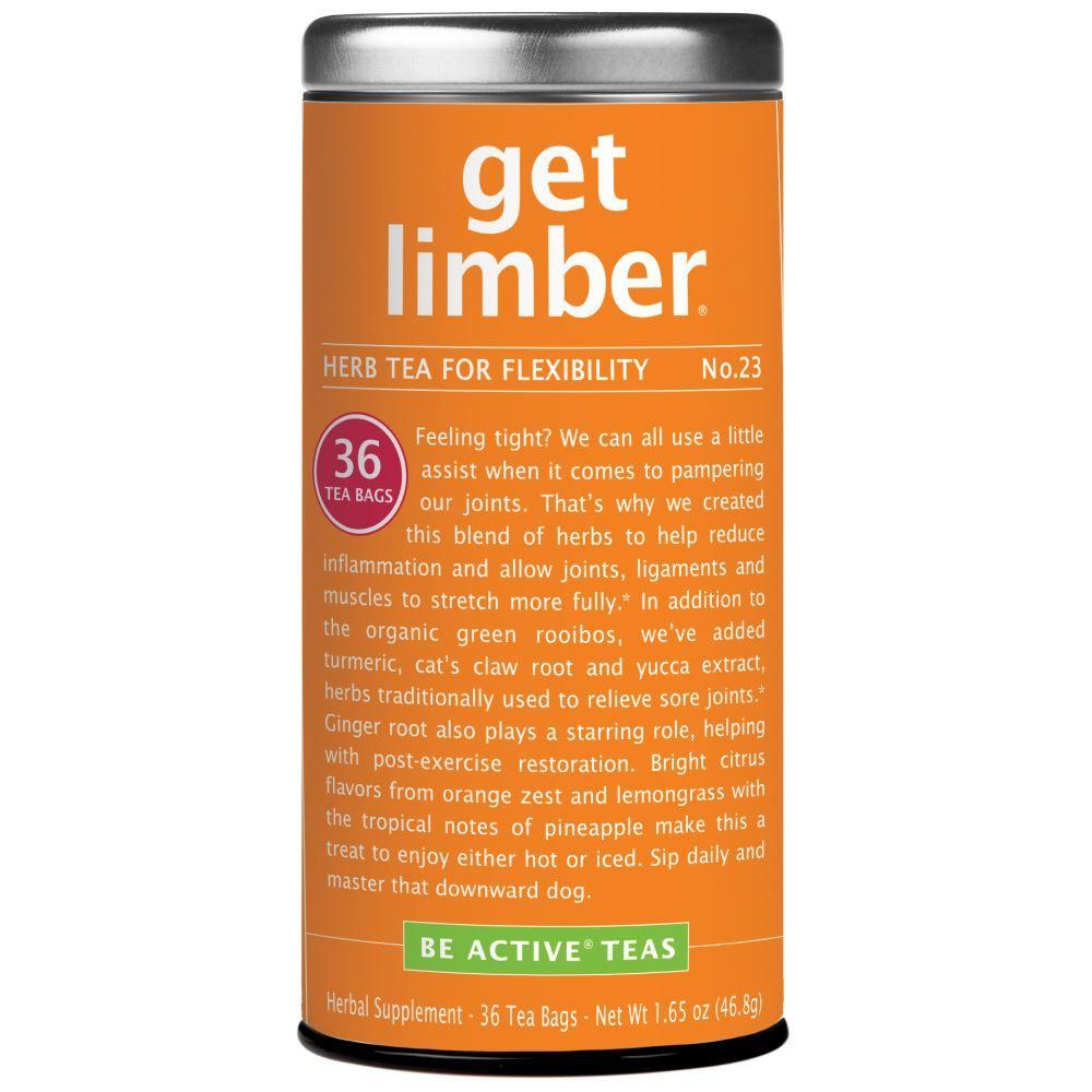 Get Limber® - Herb Tea for Flexibility
