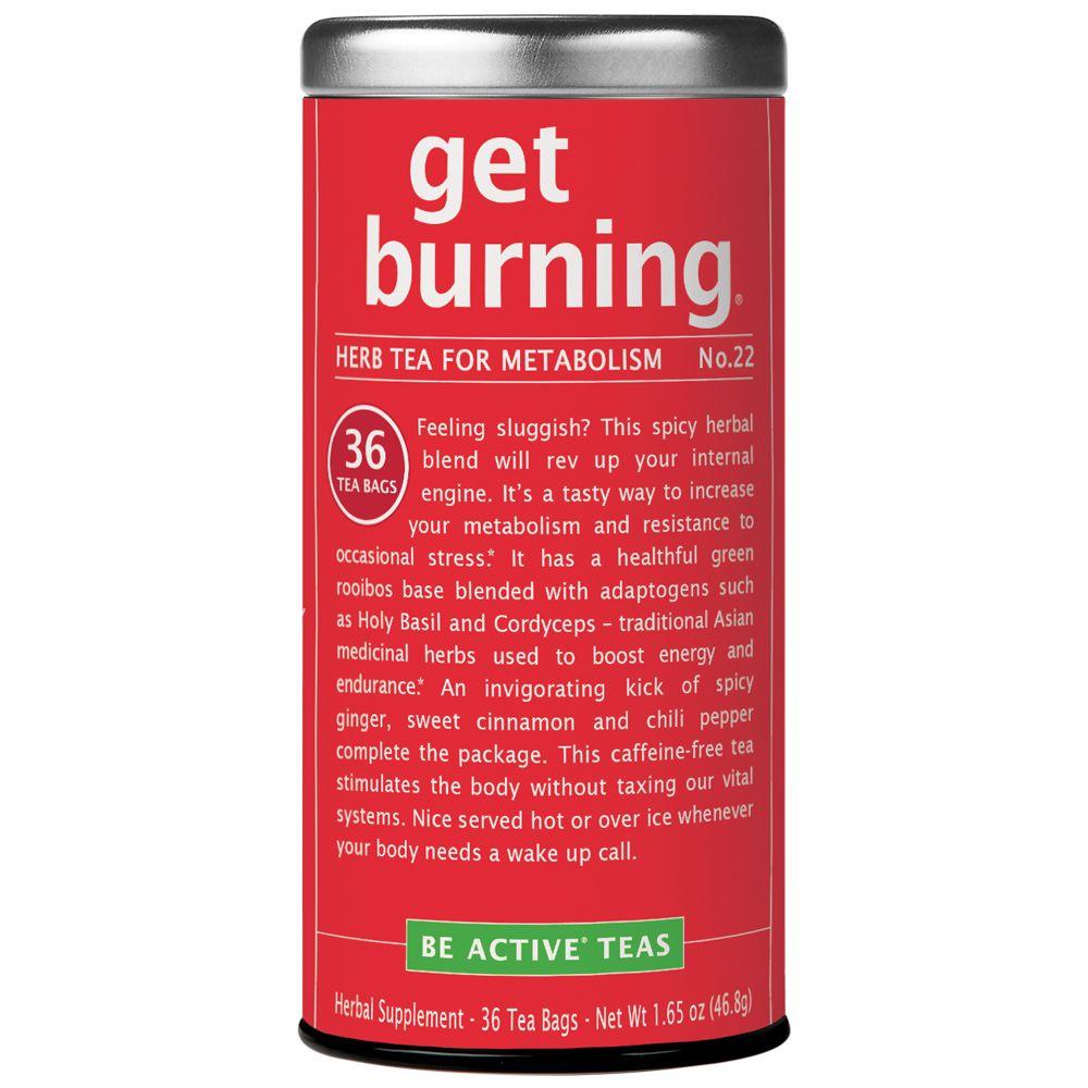 Get Burning® - Herb Tea for Metabolism
