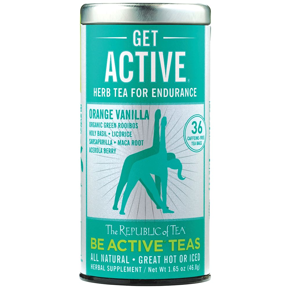 Get Active® - Herb Tea for Endurance