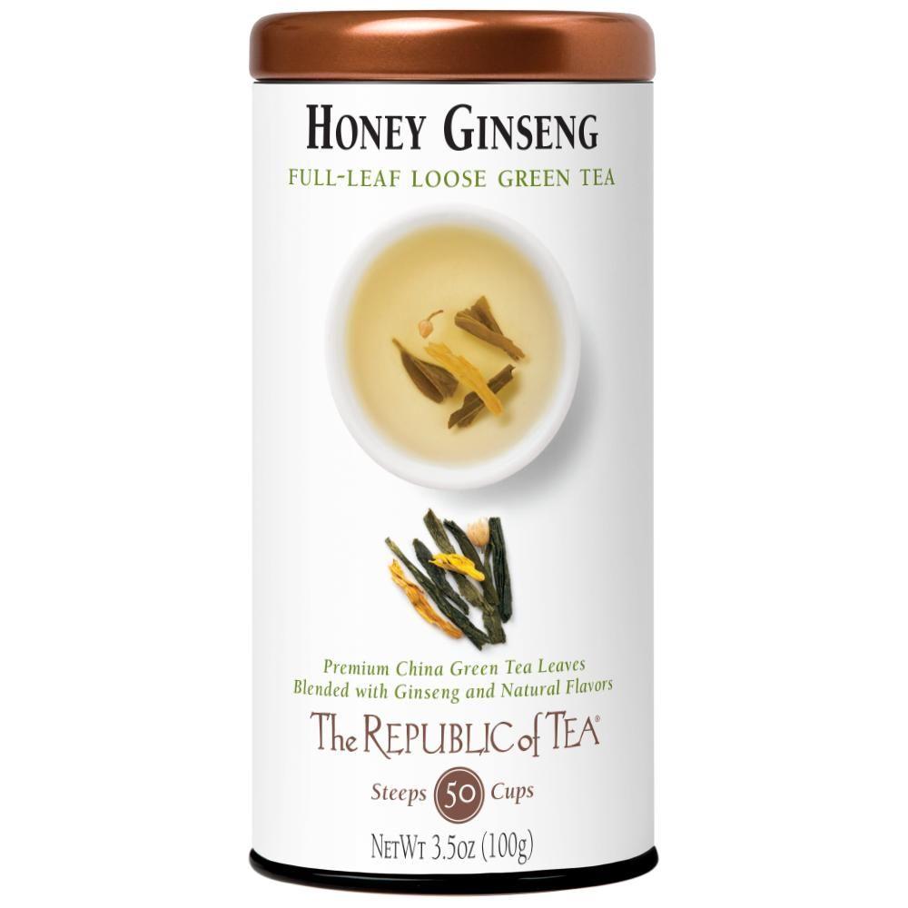 Honey Ginseng Full-Leaf