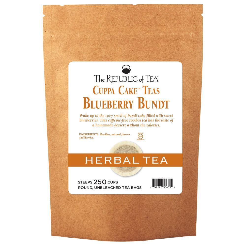 Blueberry Bundt Cuppa Cake® Tea Bags