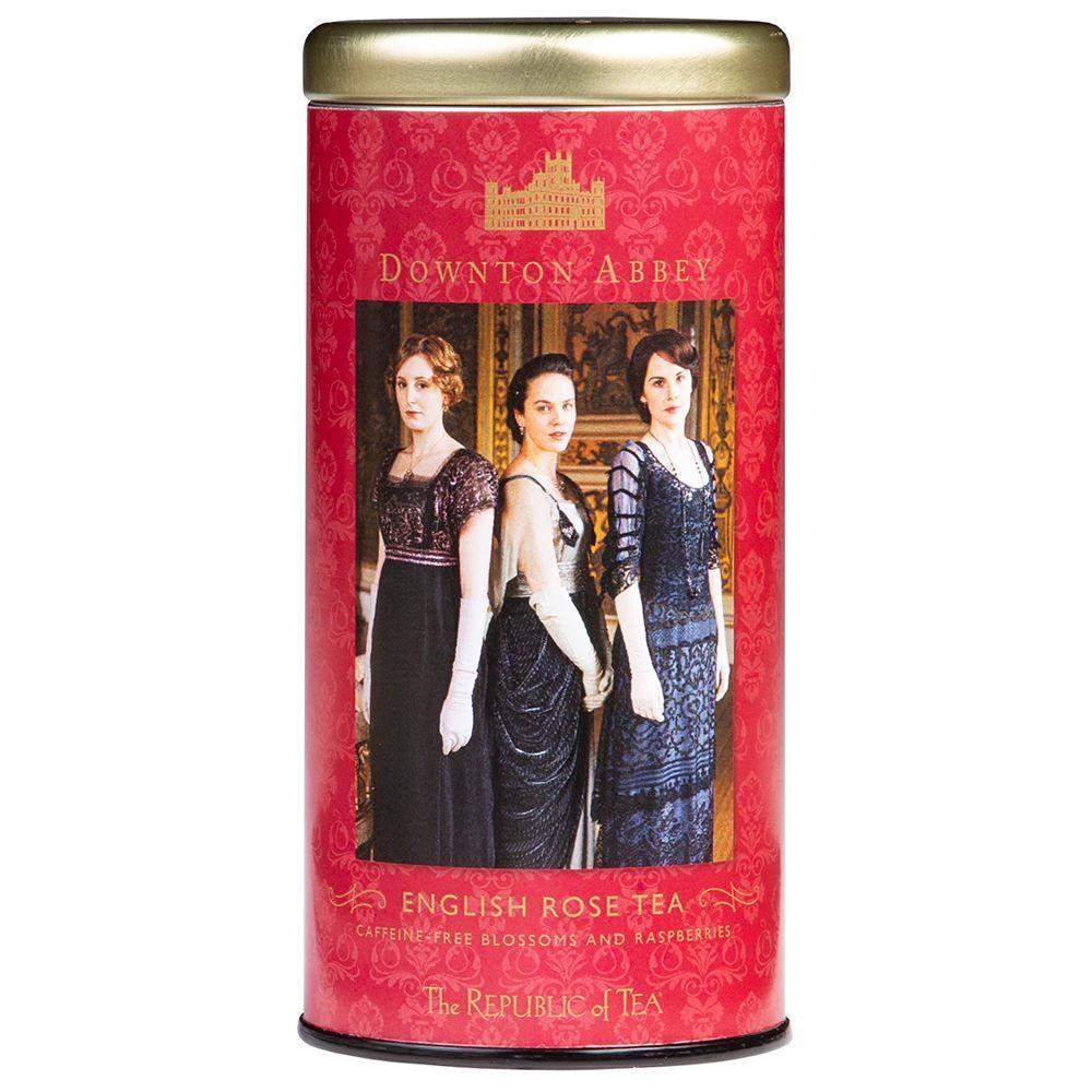 Downton Abbey® English Rose Tea Bags