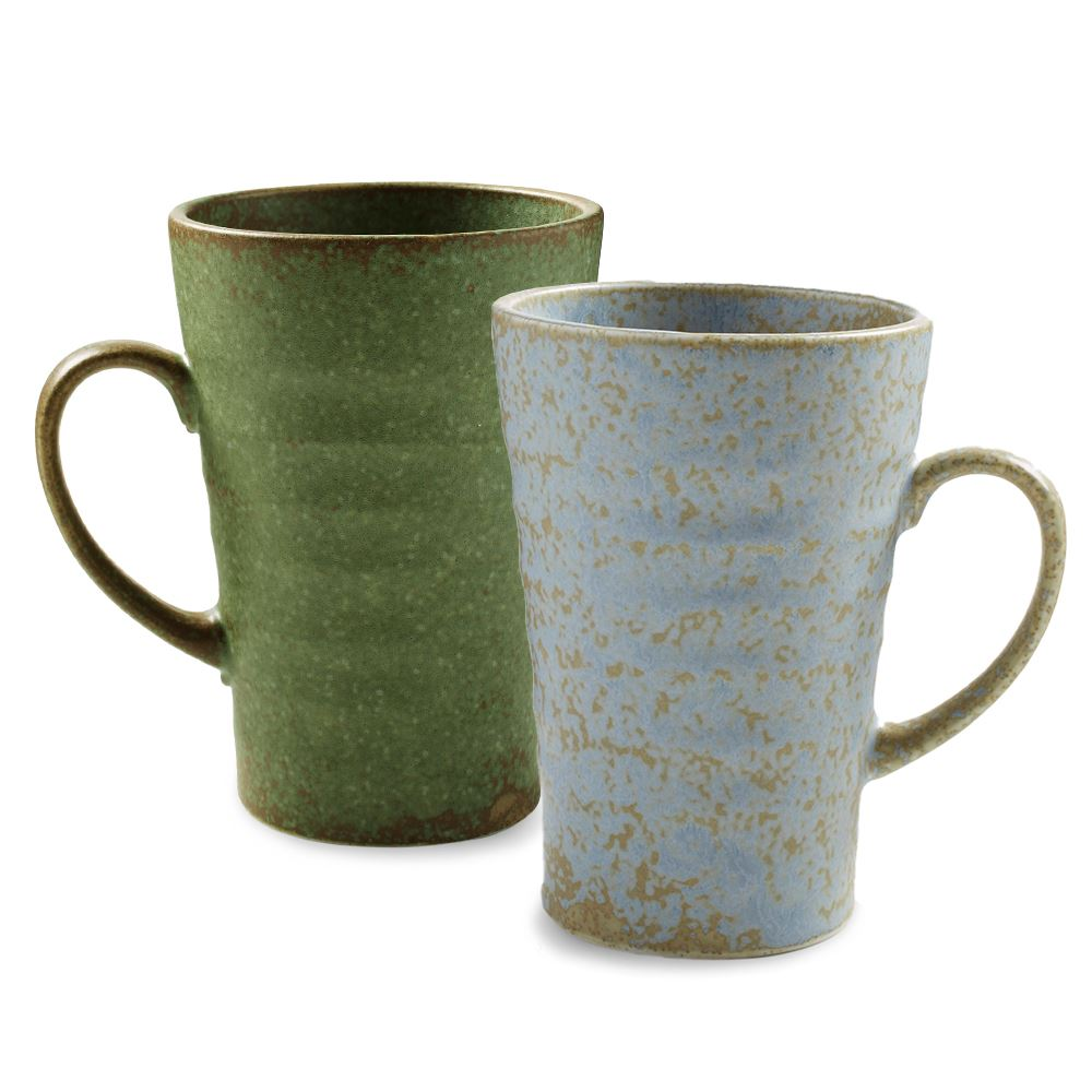 Earth-Ocean Mug Set
