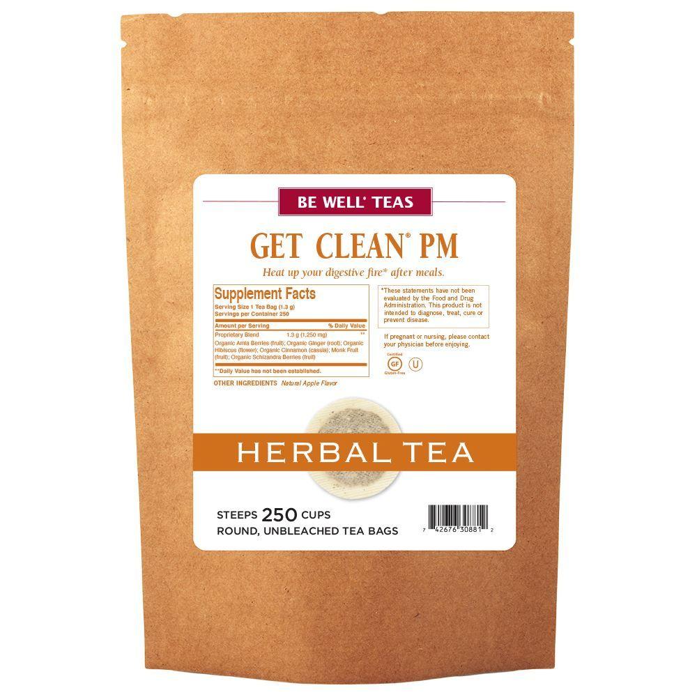 Get Clean PM Tea Bags