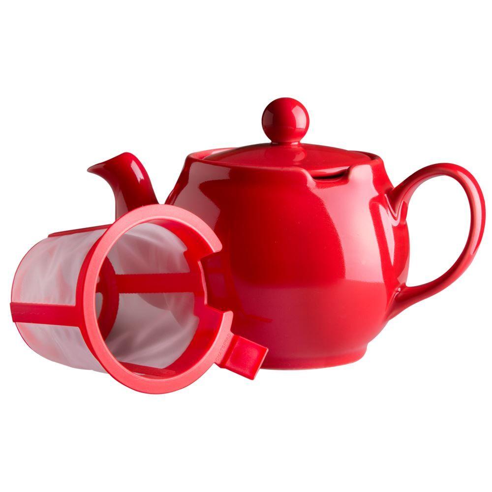 Scarlet Chatsford Teapot