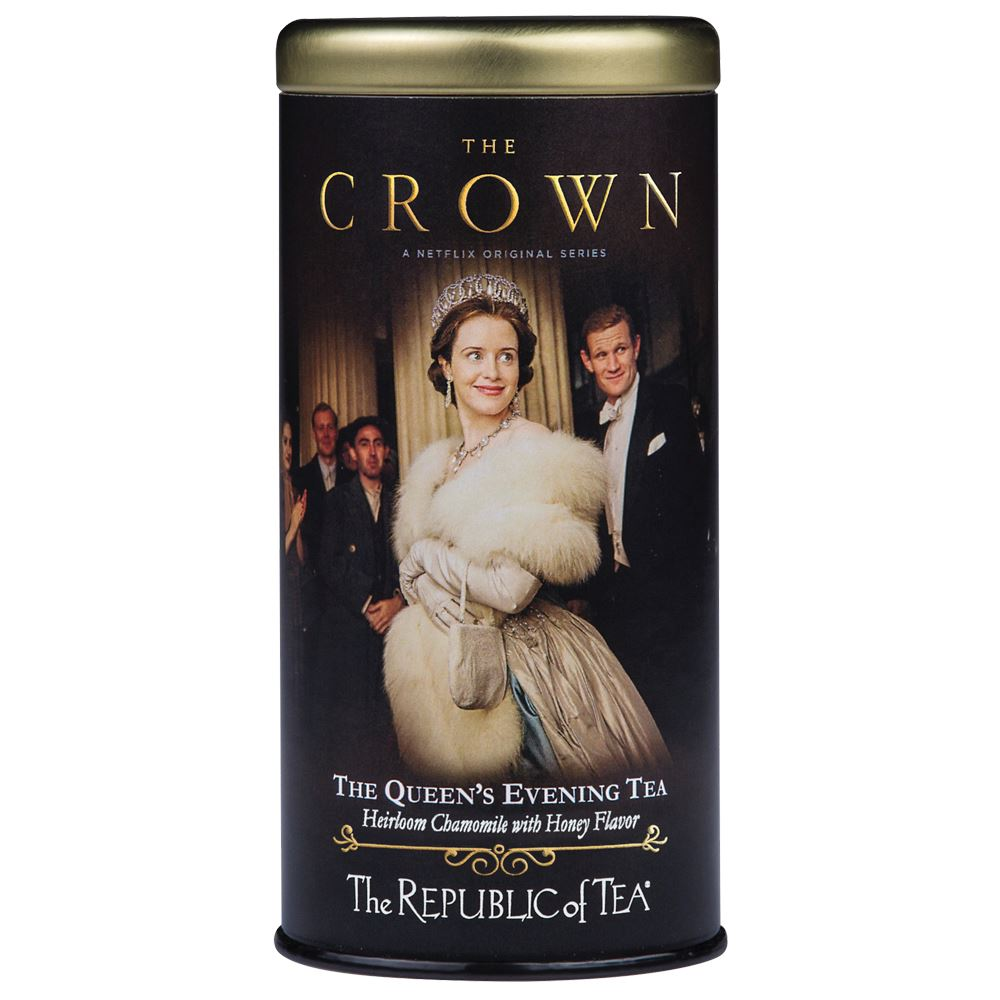 The Crown: The Queen's Evening Tea