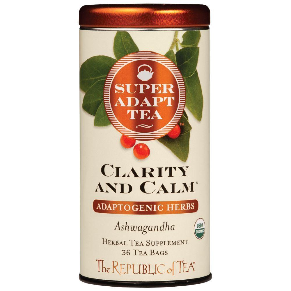 SuperAdapt™ Clarity and Calm® Tea