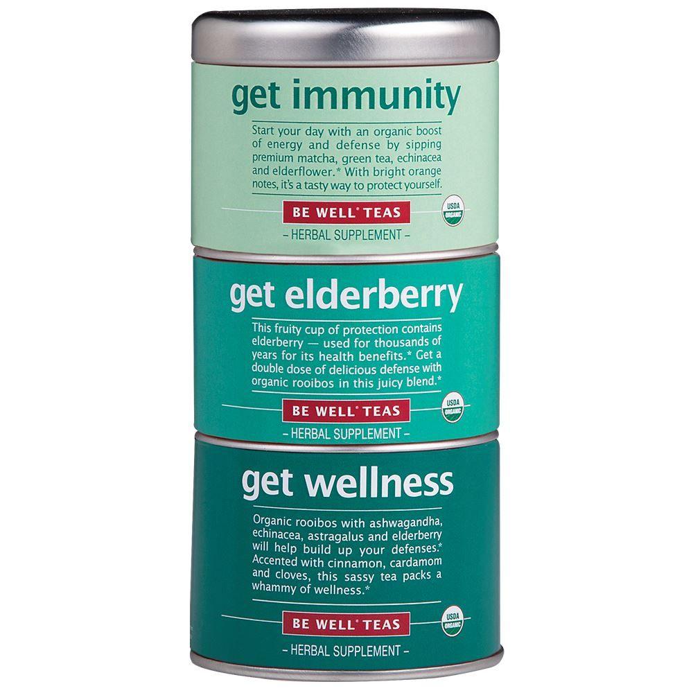 Get Wellness Stackable Tin