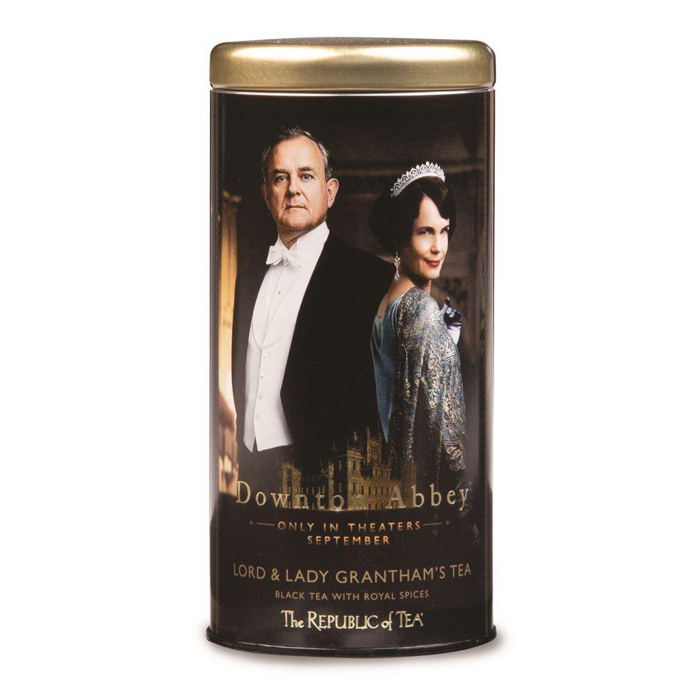 Downton Abbey® Lord & Lady Grantham's Tea