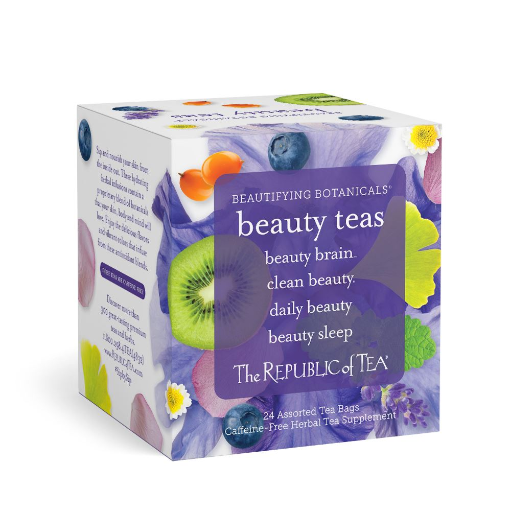 Beautifying Botanicals® Tea Assortment