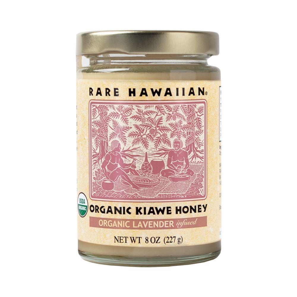 Rare Hawaiian Lavender Honey