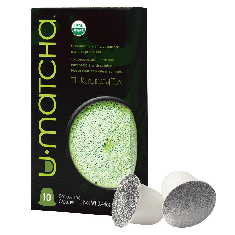 U•Matcha® Green Tea Capsules