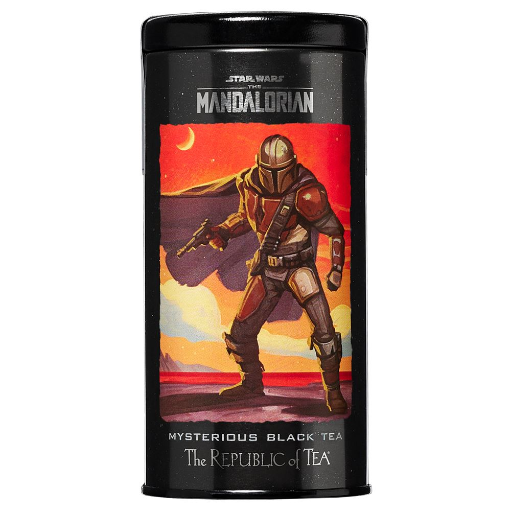 Star Wars: The Mandalorian - Mysterious Black Tea