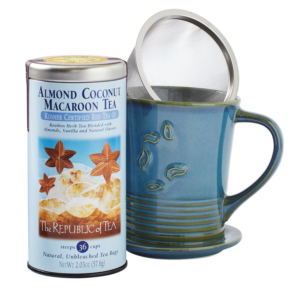 Kosher Tea and Mug Gift Set