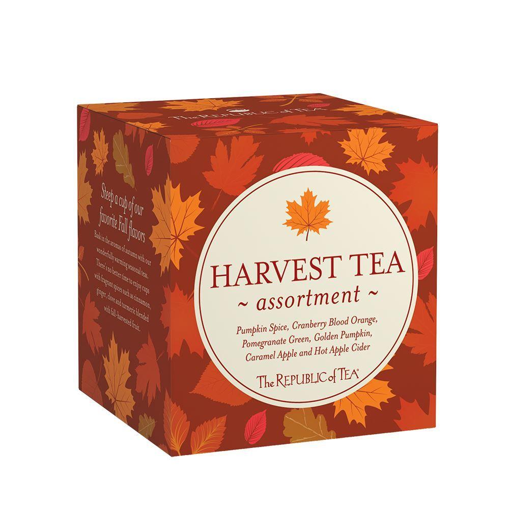 Harvest Tea Assortment
