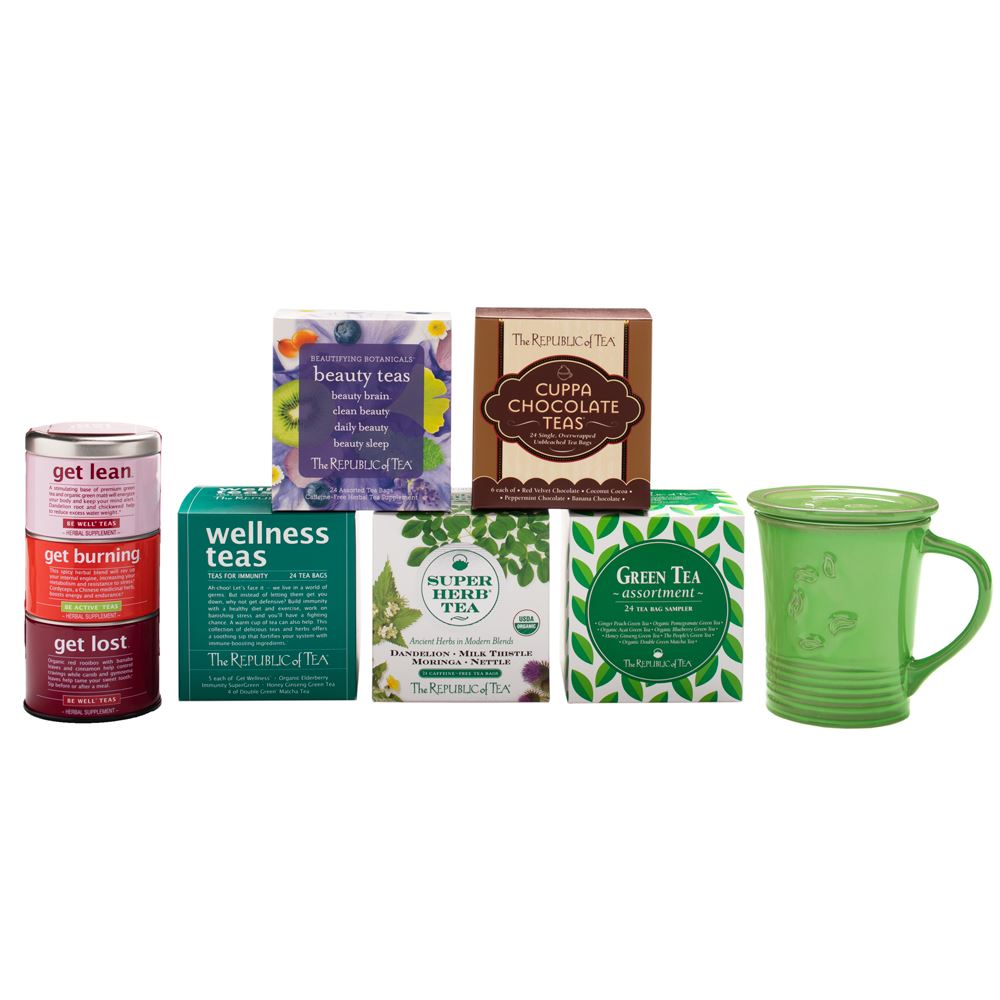 Assortment Tea of the Month
