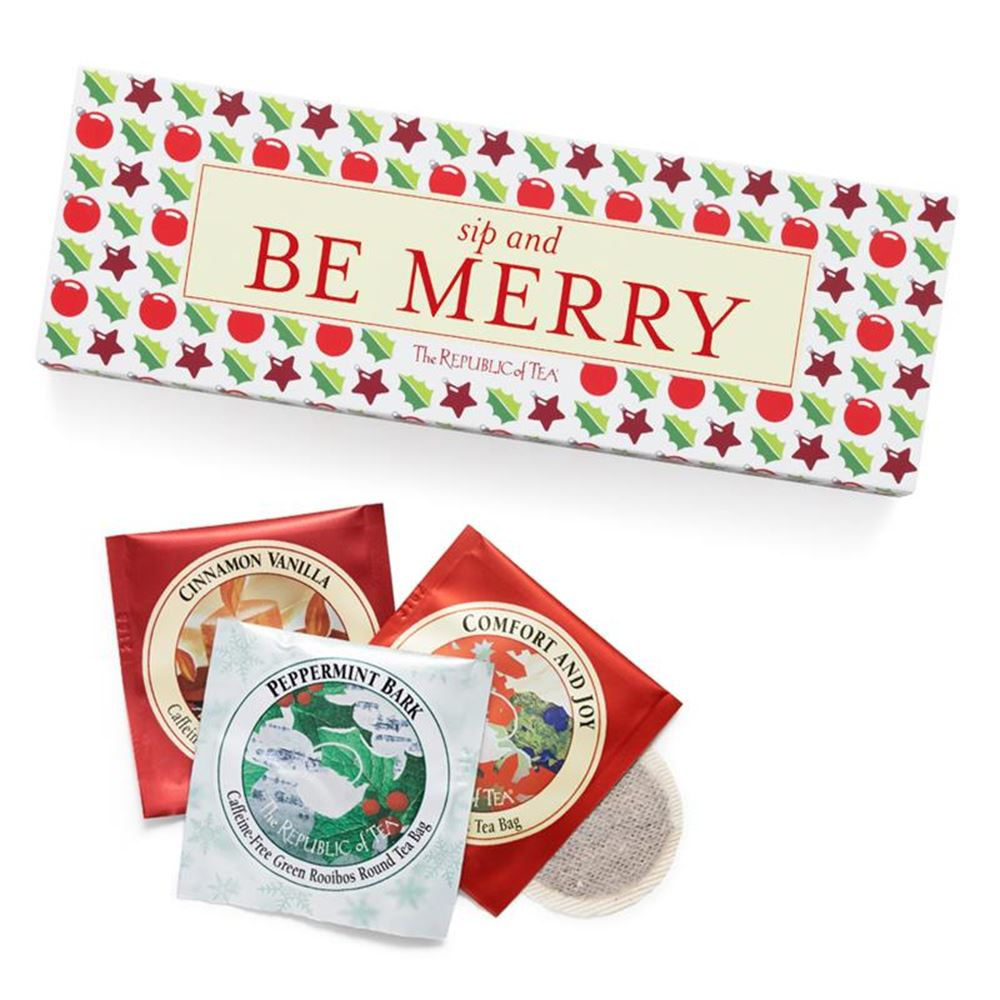 Sip and Be Merry Trio Gift Set