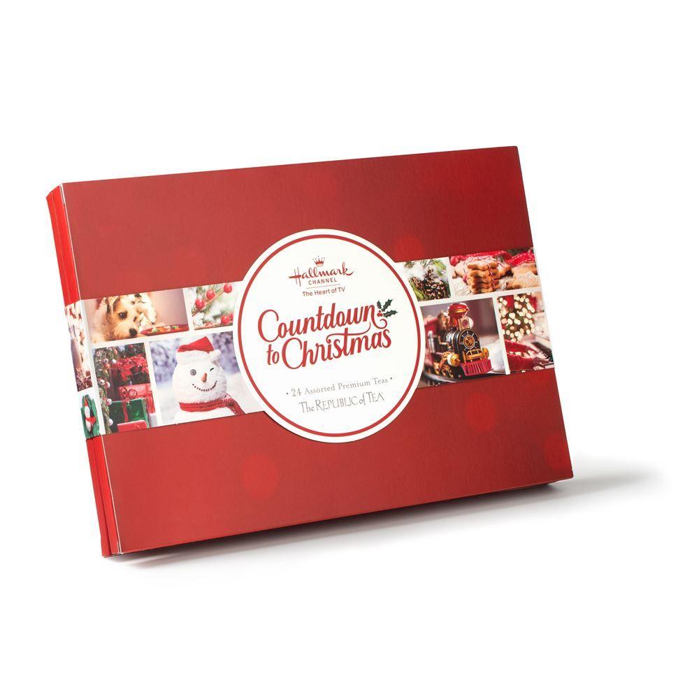 Tea Gift - Hallmark Channel Countdown to Christmas