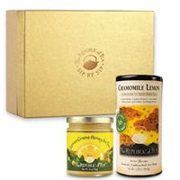 Custom Tea and Honey Gift